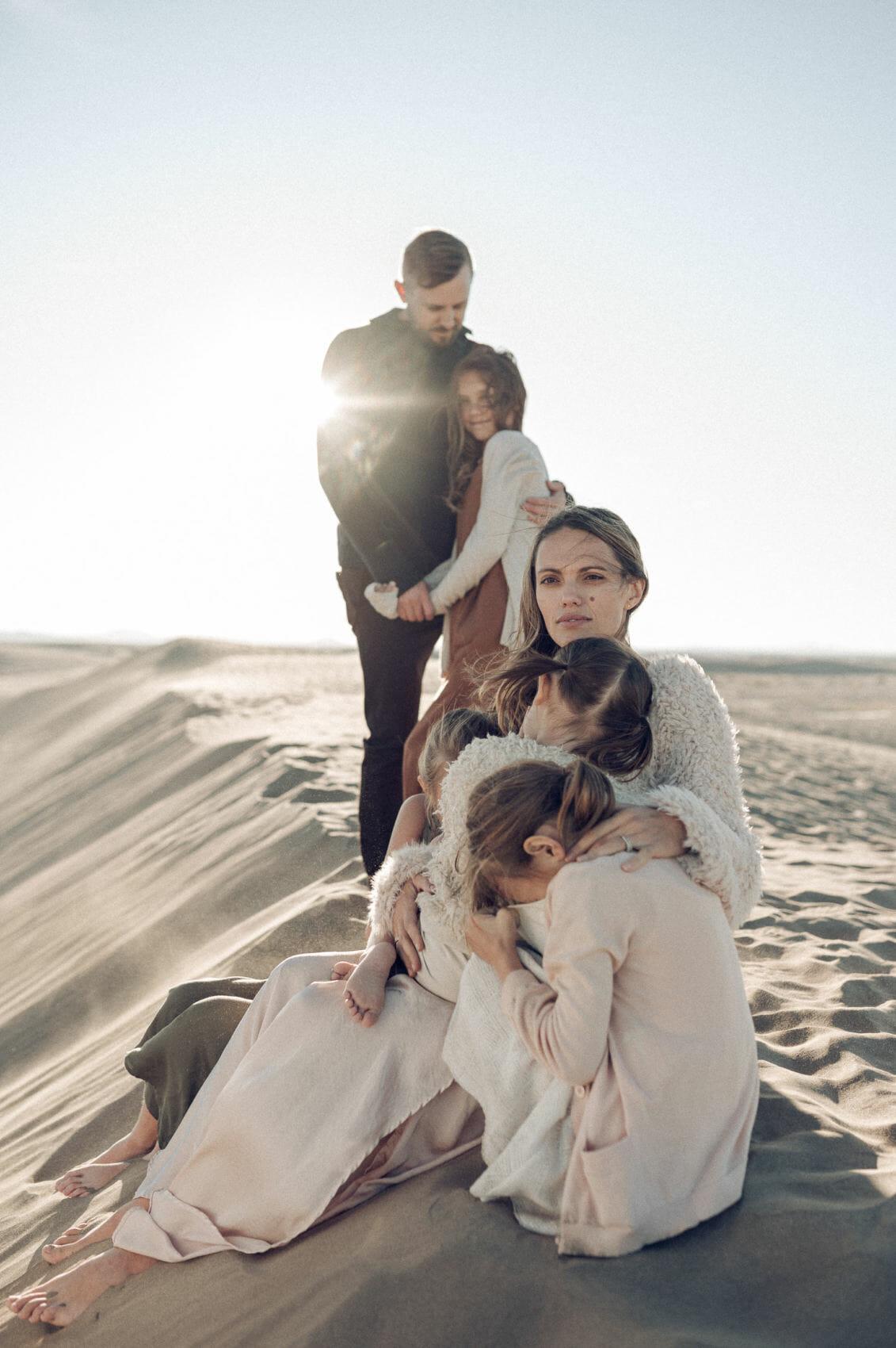 dune family portrait