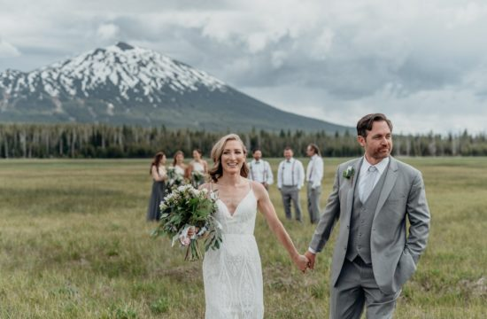 Oregon Elopement Pictures