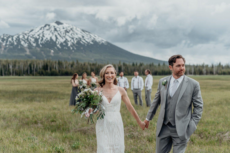 Oregon Elopement Pictures