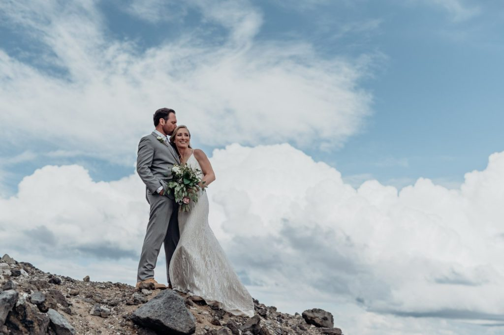 Mt. Bachelor Wedding Pictures