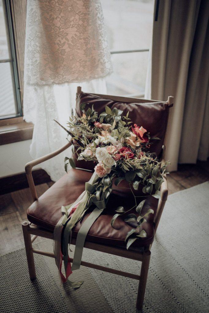Oregon Wedding Bouquet