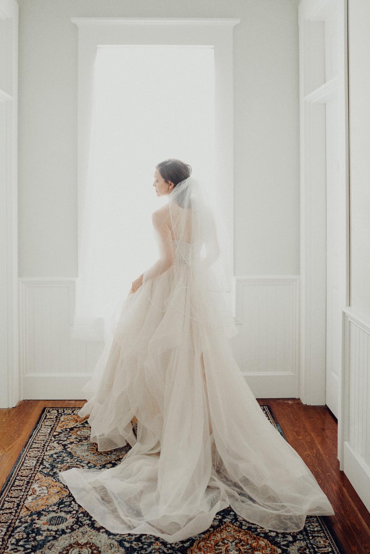 Oregon Bridal Portrait